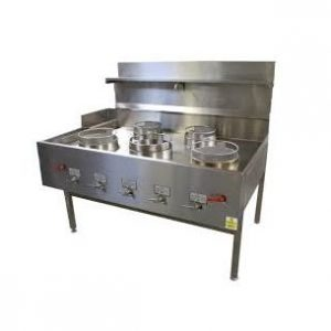 Wok Cookers