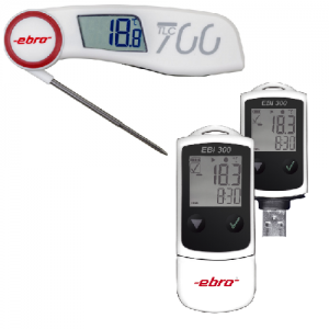 Data Loggers & Thermometers